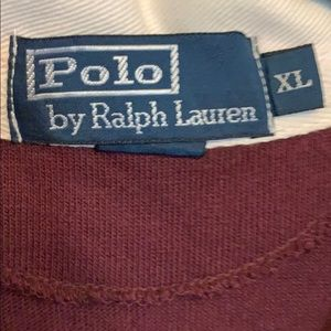Men's polo Ralph Lauren shirt size extra large